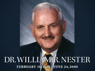 A Tribute to William R. Nester